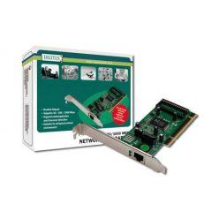 Digitus DN-10110, Gigabitová síťová karta, Realtek čipset, PCI