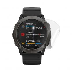 Screenshield GARMIN Fenix 6X folie na displej