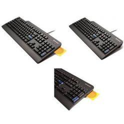 Lenovo klávesnice se Smartcard čtečkou, CZ, USB, černá