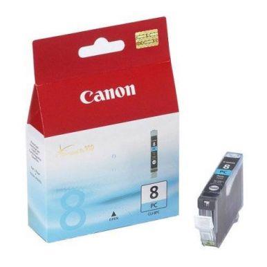 Canon CLI-8PC, inkoustová cartridge, foto azurová, 13ml