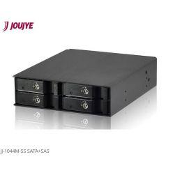 """Jou Jye Backplane SAS/SATA 4x 2,5""""HDD do 5,25"""" pozice"""