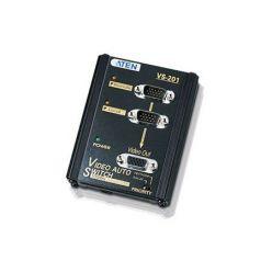 Aten VS201, přepínač VGA 2:1, elektronický, automatický