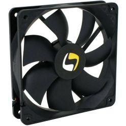 SilentiumPC Mistral ventilátor 120x25mm, 1500rpm, 21dBA, 3-pin