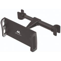 MISURA držák tabletu a mobilu do auta černý