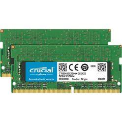Crucial 2x4GB DDR4 2666MHz CL19 SO-DIMM