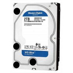 """WD Blue 2TB, 3.5"""" HDD, 5400rpm, 256MB, SMR, SATA III"""