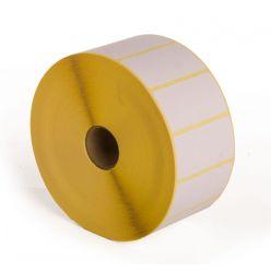Etikety 50 x 25 mm, papír, D25/role 127 mm/2670 ks