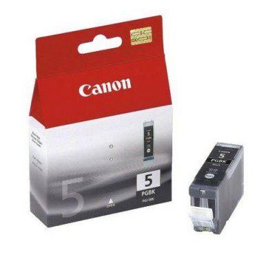 Canon PGI-5Bk, černá inkoustová cartridge, 360 stran