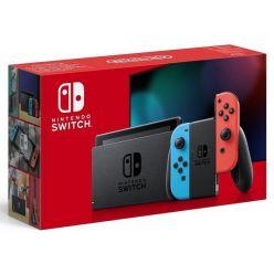 Nintendo Switch s Joy-Con v2 červená/modrá