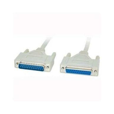 Kabel MD25-FD25, 25žil, lisovaný, 6m