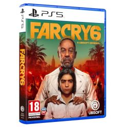 PS5 hra Far Cry 6