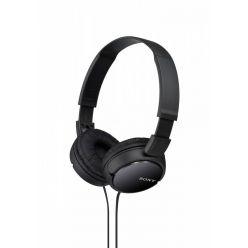 SONY sluchátka MDR-ZX110 černé
