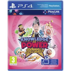 PS4 hra Knowledge is Power Decades
