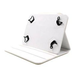 """C-TECH PROTECT pouzdro univerzální pro 7""""-7,85"""" tablety, FlexGrip, NUTC-01, bílé"""