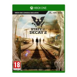 XONE hra State of Decay 2