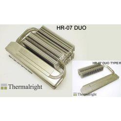 Thermalright HR-07 DUO typ H, chladič RAM, set 2ks