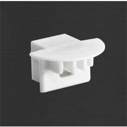Záslepka Prowax PVC do profilu PDS4-K s otvorem pro kabel