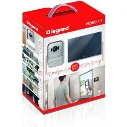 Legrand 369230 sada video telefon, barevný, bílá