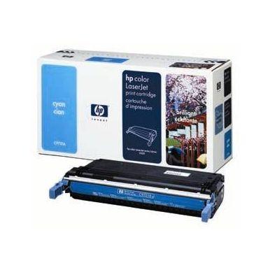 HP C9731A, modrý toner