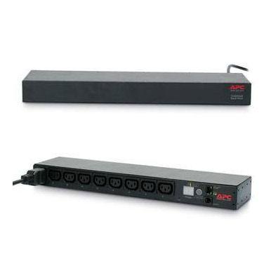 APC Switched Rack PDU 1U, 16A, 208&230V, (8)C13