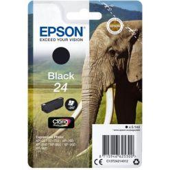 Epson Singlepack Black 24 Claria Photo HD Ink