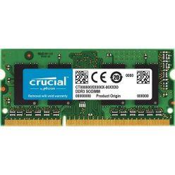 Crucial 4GB DDR3 1600MHz CL11, SO-DIMM, 1.35V/1.5V