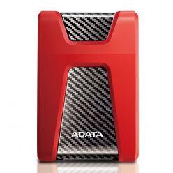 """ADATA HD650 - 1TB, externí 2.5"""" HDD, USB 3.0, černo-červený"""