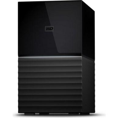 """WD My Book Duo 24TB, externí 3.5"""" HDD, USB 3.0, černý"""