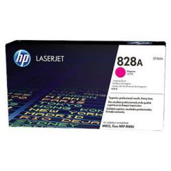 HP 828A, zobrazovací válec, purpurový, 30.000 stran, CF365A