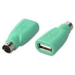 Redukce pro připojení USB myši do portu PS/2