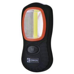 Emos LED svítilna univerzální 28+3 LED, 3x AAA, magnet