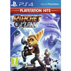 PS4 hra Ratchet & Clank HITS