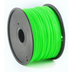 GEMBIRD 3D ABS plastové vlákno pro tiskárny, průměr 1,75mm, 1kg, zelená