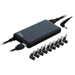 i-Tec Ultra Slim Power Adapter 100-240V/9.5-20V, 90W, USB