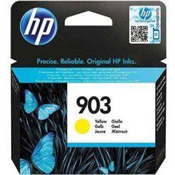 HP 903, žlutá inkoustová kazeta, 4ml, T6L95AE