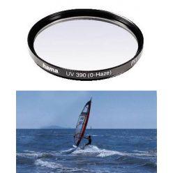 Hama filtr UV 0-HAZE M 77, černý