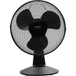 Ventilátor Sencor SFE 3011BK stolní