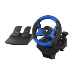Genesis Seaborg 350 Herní volant, multiplatformní pro PC, PS4, PS3, Xbox One, Xbox 360, Switch, 180°
