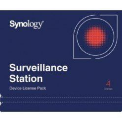 Synology Camera License Pack x 4