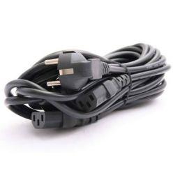 Kabel napájecí 2,5m + 2,5m - duální - Y rozdvojka, 5m, AIMAXX