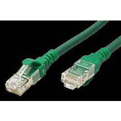 S/FTP patchkabel kat. 6, Component Level, LSOH, 3m, zelený