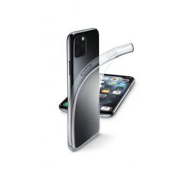 Extratenký zadní kryt CellularLine Fine pro Apple iPhone 11 Pro Max, transparentní