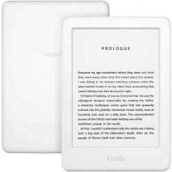 Amazon Kindle (2020) 8GB Wi-Fi bílý - sponzorovaná verze