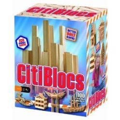 PRIME CitiBlocs 200 Wooden Blocks
