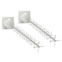 Ubiquiti Networks směrová anténa AMY-9M16-2, 900 MHz dual pol Airmax yagi - 2-pack