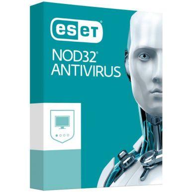 ESET NOD32 Antivirus pro Desktop - 3 instalace na 1 rok, elektronicky