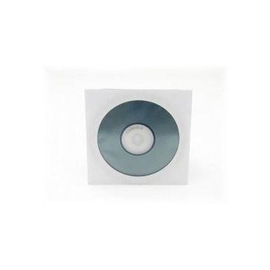 Papírová obálka s okénkem pro 1 CD/DVD, 1ks