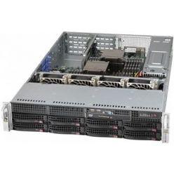 Supermicro CSE-825TQC-R802WB