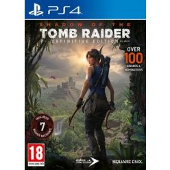 PS4 hra Tomb Raider Definitive Edition