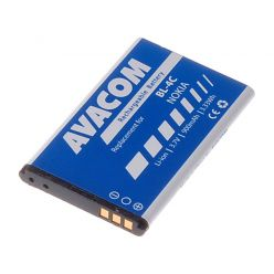 AVACOM náhrada za baterii Nokia BL-4C, Li-Ion, 3.7V, 900mAh